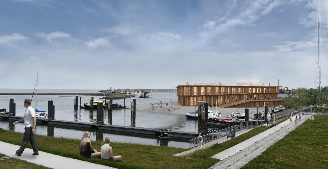 Ontwerp Werelderfgoed Waddenzee